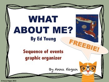 What About Me?: Graphic Organizer