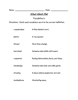 What About Me? Reading and Spelling Bundle (Scott Foresman Reading Street)