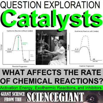 Question Exploration: How Do Catalysts Affect the Rate of Chemical Reactions?
