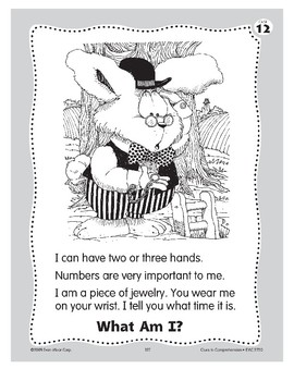 What Am I? A Watch