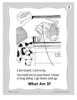 What Am I? A Yo-Yo