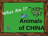 What Am I? Animals of China