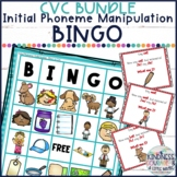What Am I? Bingo BUNDLE (Initial Phoneme Manipulation)