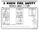 What Am I? (Fire Safety Riddles} October is Fire Safety Month!