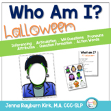 Who Am I? Halloween Edition