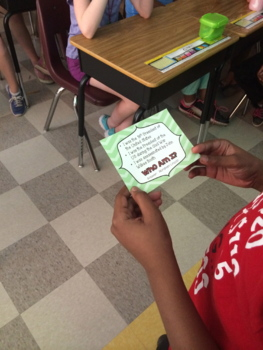 What Am I? Important Things In Life Science *Game* - 4th Grade