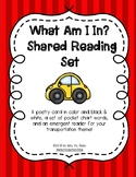 What Am I In? Shared Reading Set