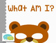 What Am I? Interactive Animal Book