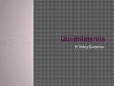 What Am I? Quadrilateral Quiz