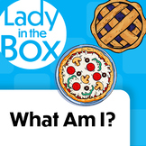 What Am I? with Chef Lola-Boom Cards