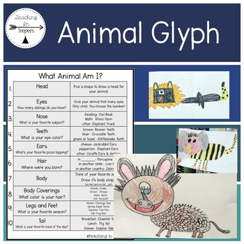 Directed Glyph-What Animal Am I?