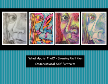 What App is That? Self Portraits Inspired by the Prisma App