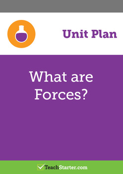 What Are Forces? Unit Plan - Lower Grades