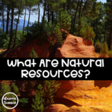 Earth's Natural Resources - Mineral, Energy, and Groundwat