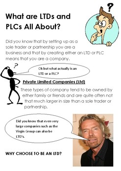What Are PLCs and LTDs All About?