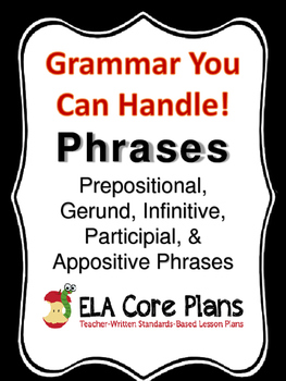 What Are Phrases and How Do They Function in Sentences? Te