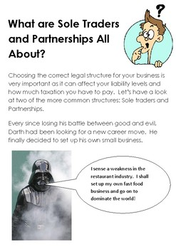 What Are Sole Traders and Partnerships All About?
