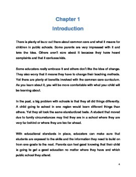 What Are They Teaching My Kids? A Parents Guide To Common Core!
