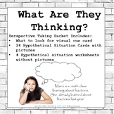 What Are They Thinking - Perspective Taking Picture Cards
