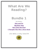 What Are We Reading Bundle 1