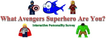 What Avengers Superhero Are You? Interactive Personality Survey