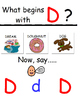What Begins with the Letter_____?