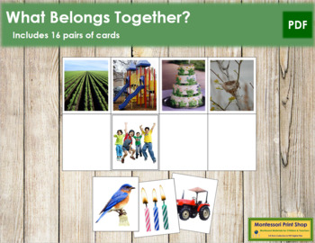 What Belongs Together?