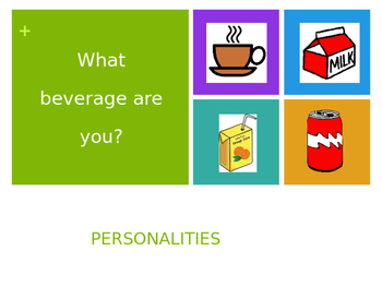 What Beverage Are You?