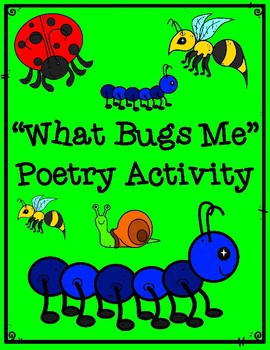 What Bugs Me List Poem