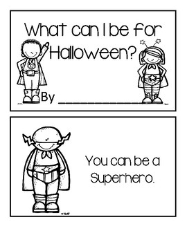 What Can I Be For Halloween?