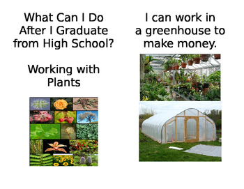 What Can I Do After Graduation: Plants