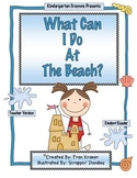 What Can I Do At The Beach?