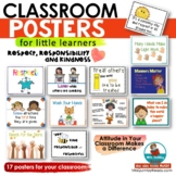 Posters for Classroom Display - [Teach Respect and Kindness]