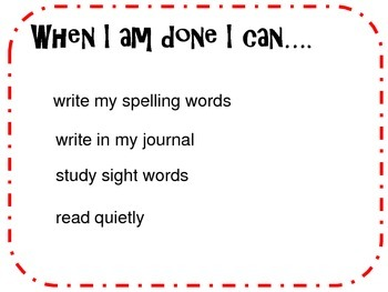 What Can I Do When I'm Done Poster