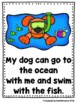 What Can My Dog Do This Summer?  (An Emergent Reader and Teacher Lap Book)
