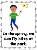 What Can We Do in The Spring?  (An Emergent Reader and Tea