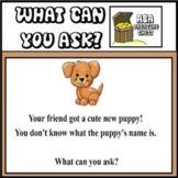 What Can You Ask? Asking Questions Autism, ABA