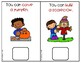 What Can You Do In The FALL- Interactive Book