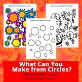 What Can You Draw from Circles? Back to School, Distance P