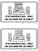 What Can You Make For Us For Us On Valentine's Day (Reader