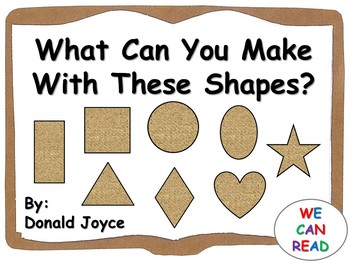 What Can You Make With These Shapes?