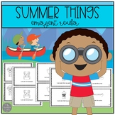 What Can You See in the Summer? Emergent Reader