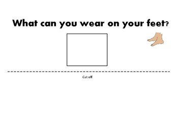 What Can You Wear (Clothes Flip Book)