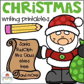 Writing about Santa and Helpers