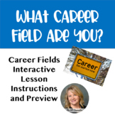 What Career Field Are You? Learning Center Activity
