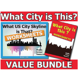 What City is This? **VALUE BUNDLE**