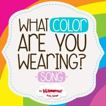 What Color Are Wearing? Song
