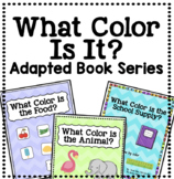 What Color Is It? Adapted Book Series