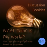 What Color Is My World - book questions
