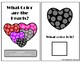 What Color are the Hearts? Adapted Book